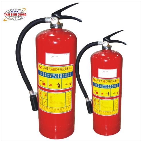 Bình bột chữa cháy MFZ4 - 4kg ABC