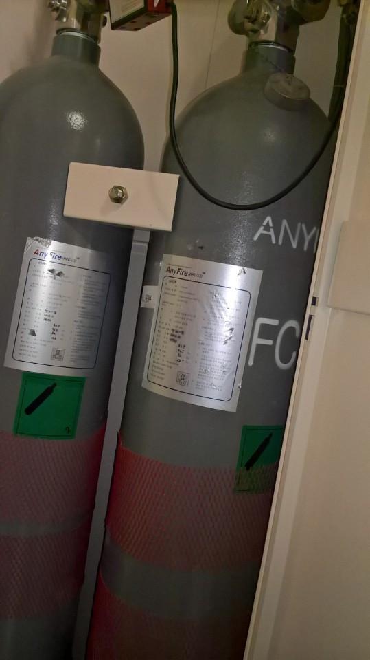 Kiểm tra bảo dưỡng hệ thống PCCC