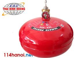 Bình cầu chữa cháy tự động XZFTB6
