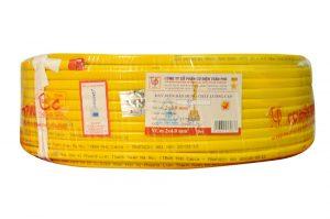 Dây điện đôi mềm Trần Phú 2×0.75 (100m/cuộn)